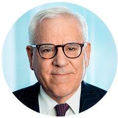 David M Rubenstein